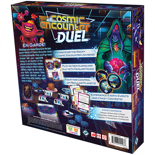 Cosmic Encounter Duel | Davis Cards & Games