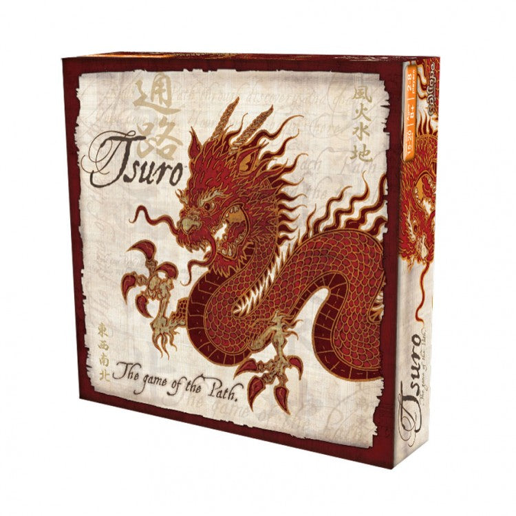 Tsuro: The Game of the Path | Davis Cards & Games