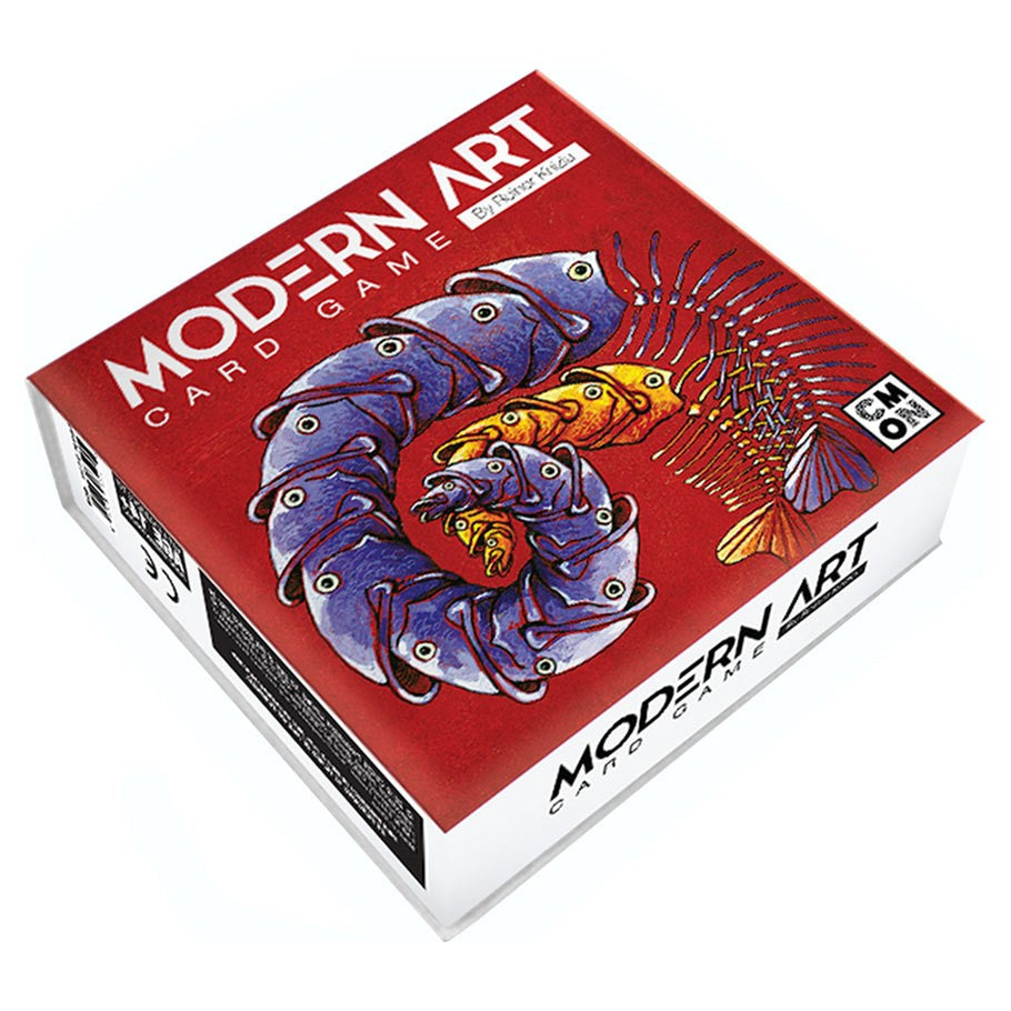 Modern Art: The Card Game | Davis Cards & Games