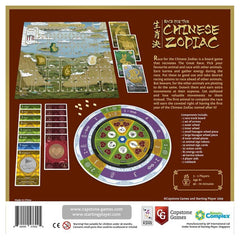 Race for the Chinese Zodiac | Davis Cards & Games