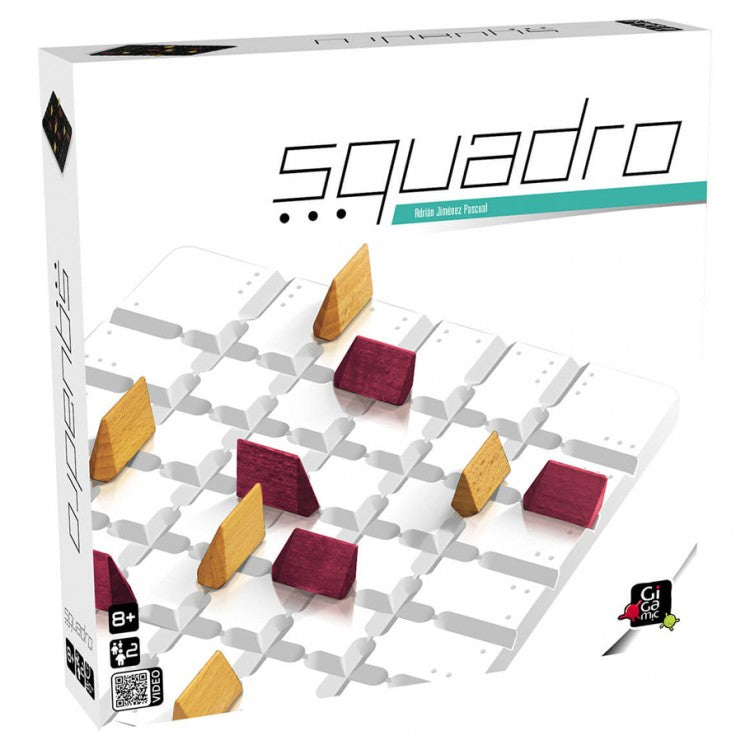 Squadro | Davis Cards & Games