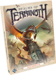 Genesys RPG: Realms of Terrinoth | Davis Cards & Games