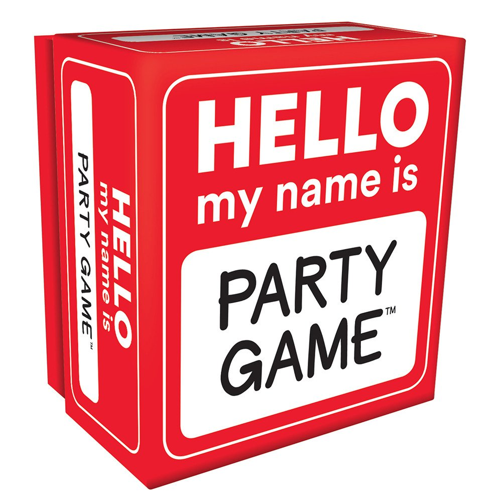 Hello My Name is... | Davis Cards & Games