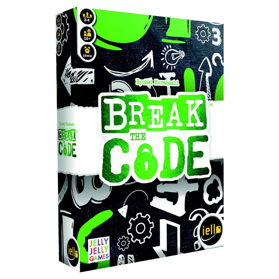 Break the Code | Davis Cards & Games