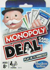 Monopoly Deal | Davis Cards & Games
