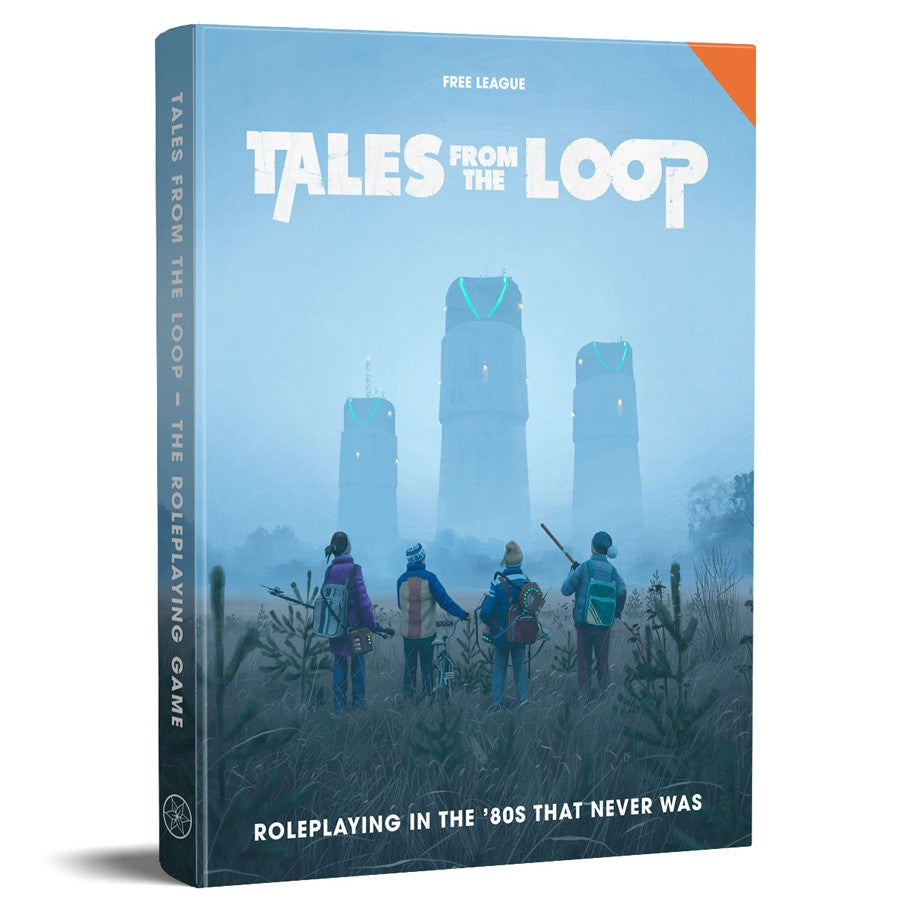 Tales from the  Loop | Davis Cards & Games