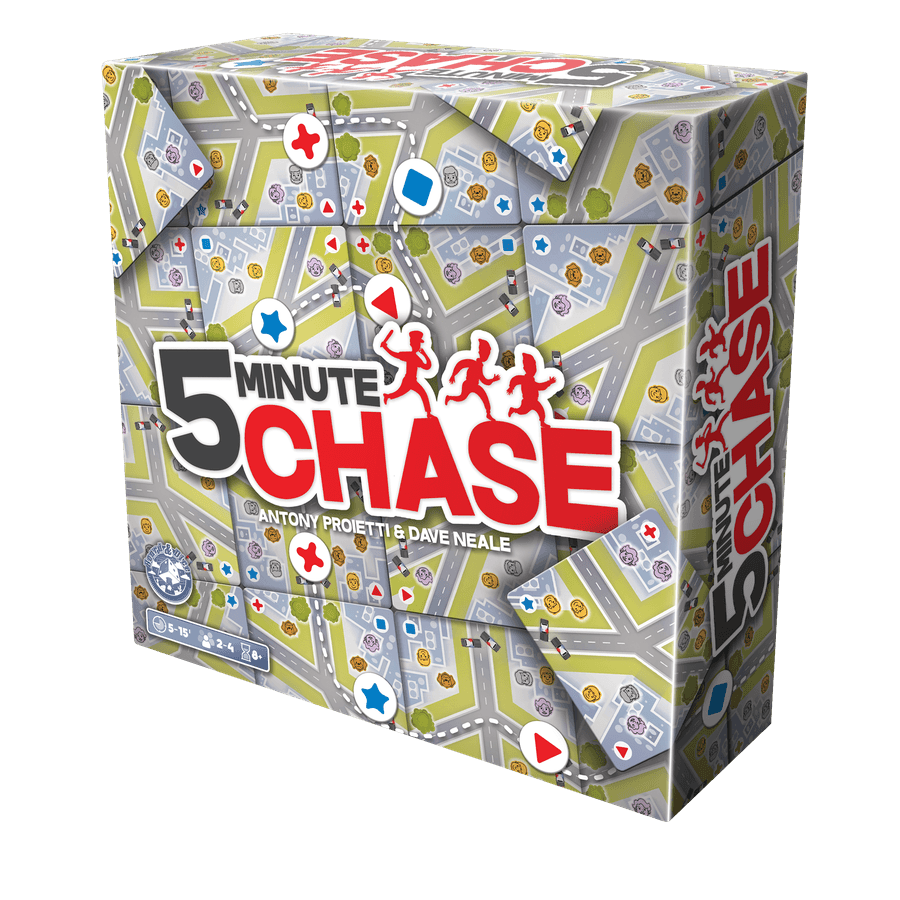 5 Minute Chase | Davis Cards & Games