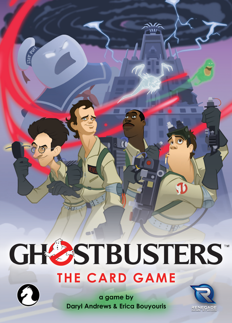 Ghostbusters: The Card Game | Davis Cards & Games