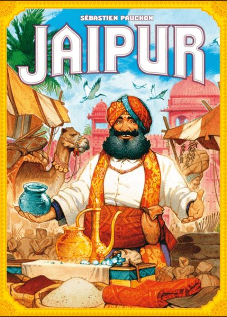 Jaipur | Davis Cards & Games
