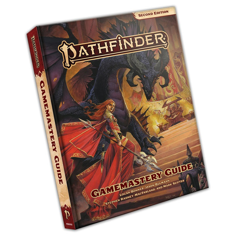 Pathfinder 2nd Ed: Gamemastery Guide | Davis Cards & Games