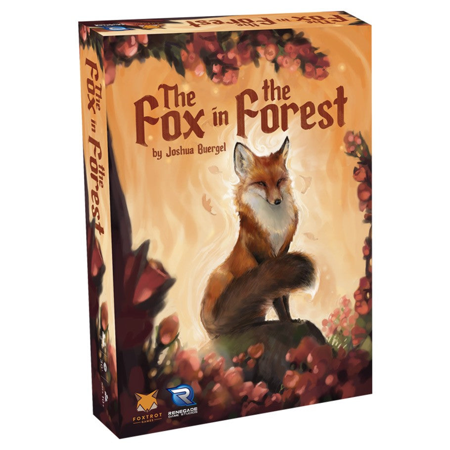 The Fox in the Forest | Davis Cards & Games