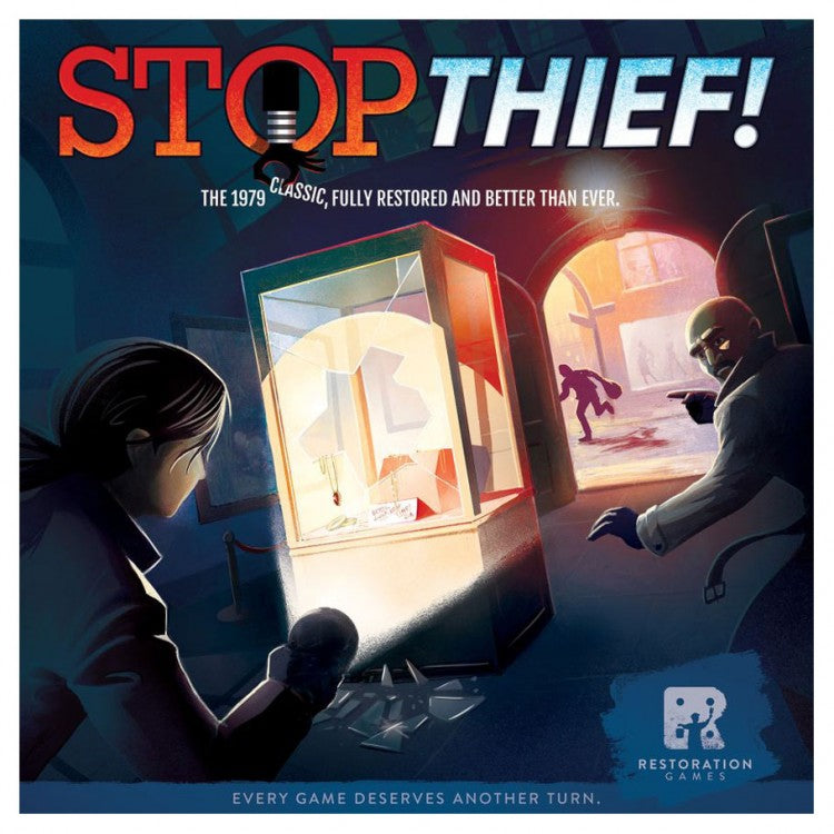 Stop Thief! | Davis Cards & Games