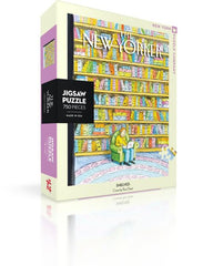 The New Yorker: Shelved 750 Piece Puzzle | Davis Cards & Games