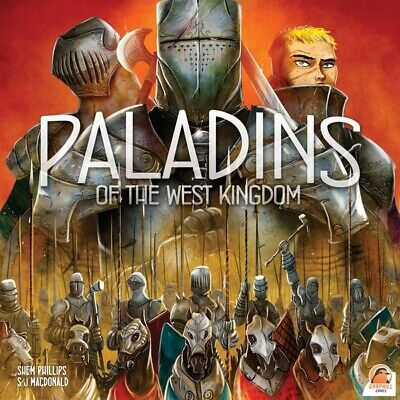 Paladins of the West Kingdom | Davis Cards & Games