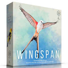 Wingspan 2nd Edition | Davis Cards & Games