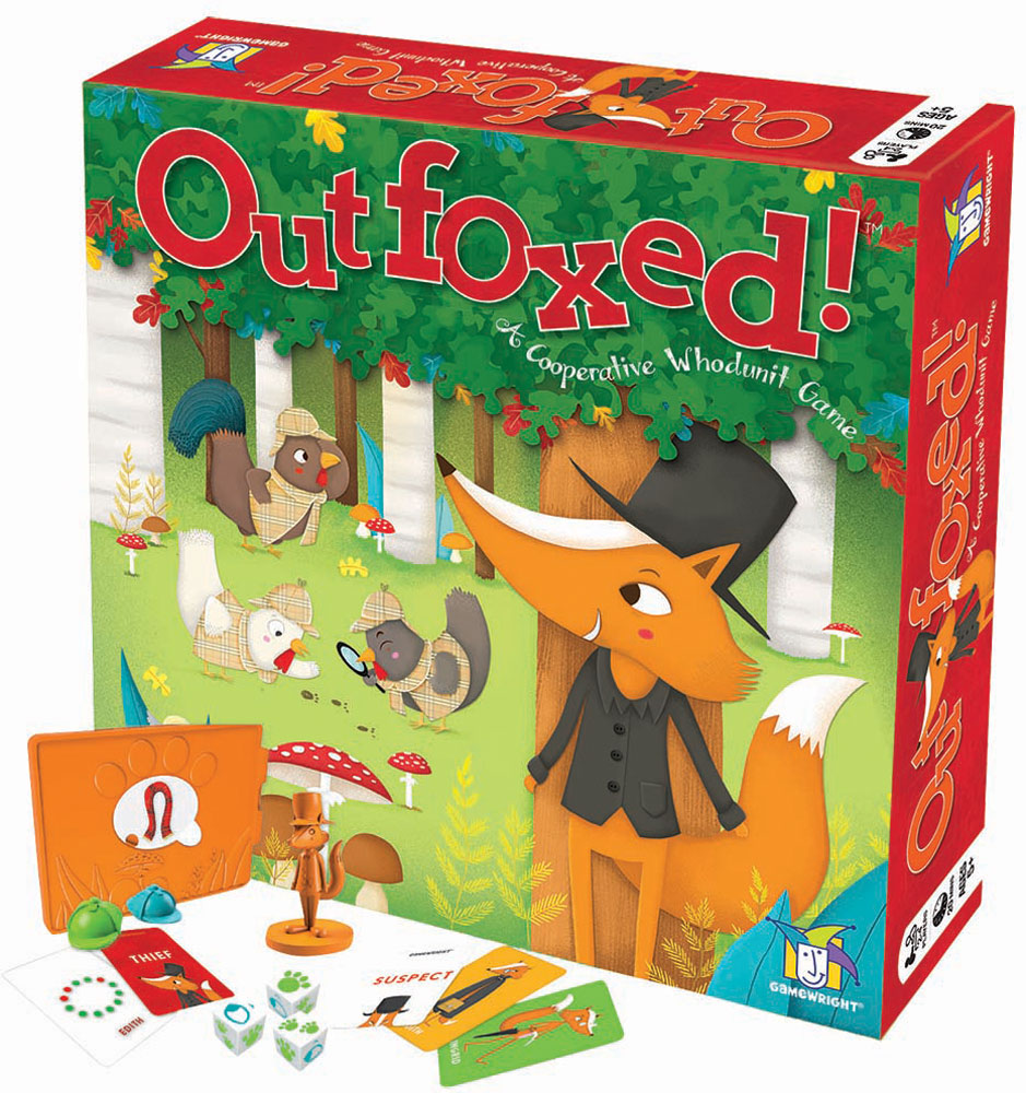 Outfoxed! | Davis Cards & Games