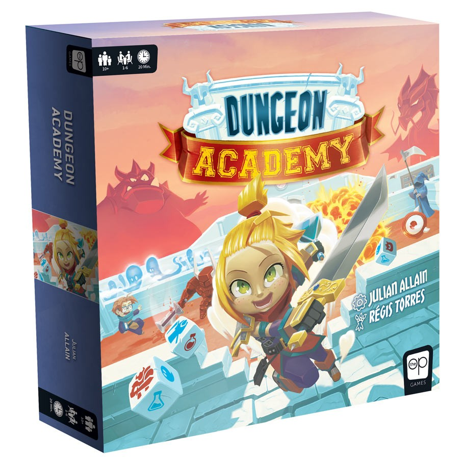 Dungeon Academy | Davis Cards & Games