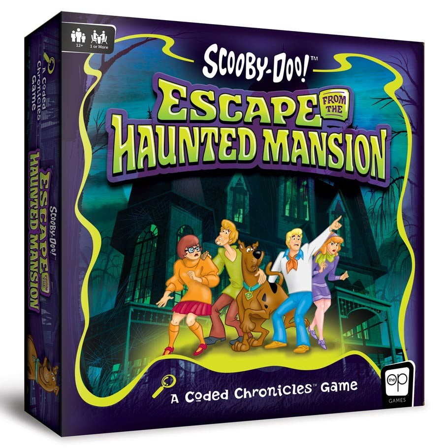 Scooby-Doo!: Escape From The Haunted Mansion | Davis Cards & Games