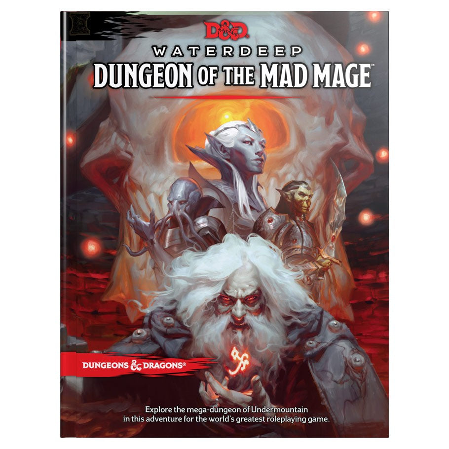 Waterdeep: Dungeon of the Mad Mage (5E) | Davis Cards & Games