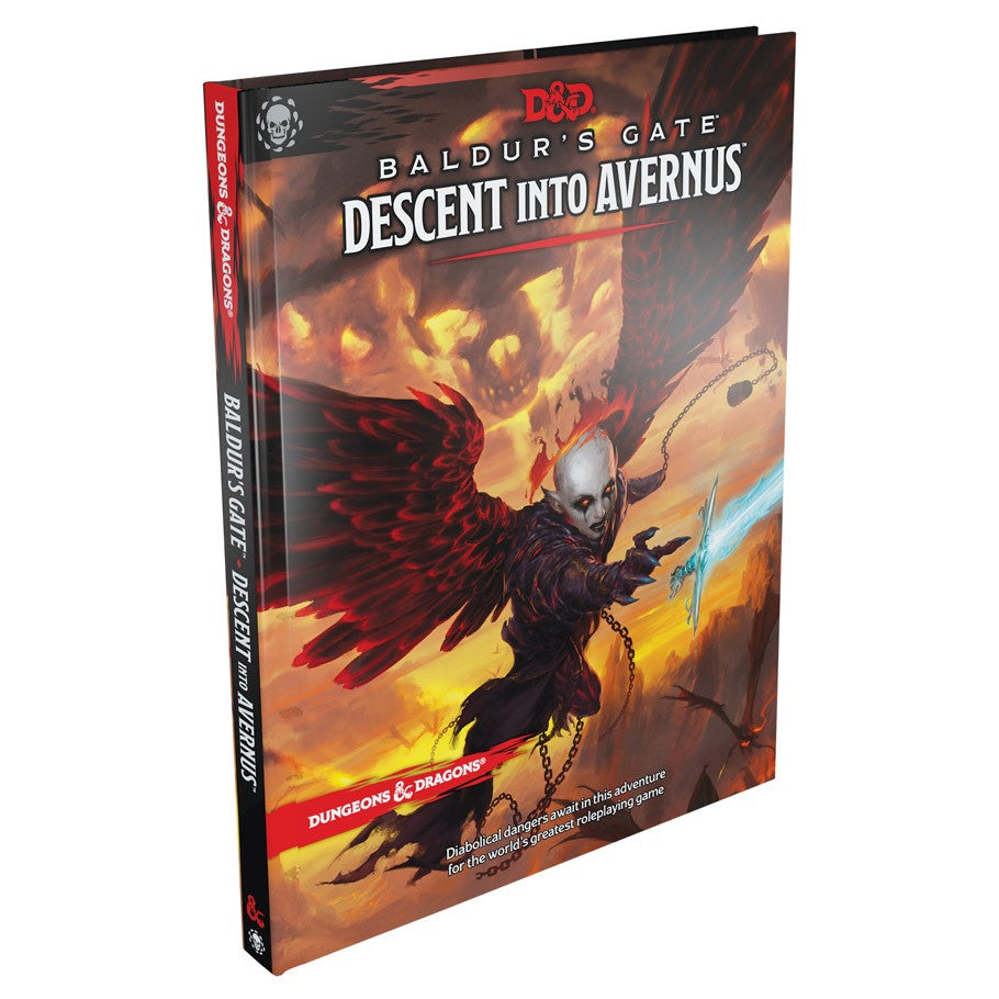 Baldur's Gate: Descent into Avernus (5E) | Davis Cards & Games
