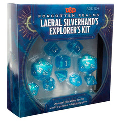 Forgotten Realms: Laeral Silverhands's Explorer's Kit | Davis Cards & Games