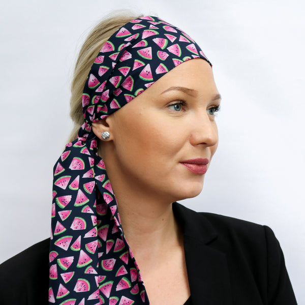 MELONY  Twilly accessorie scarf - The Block Collection