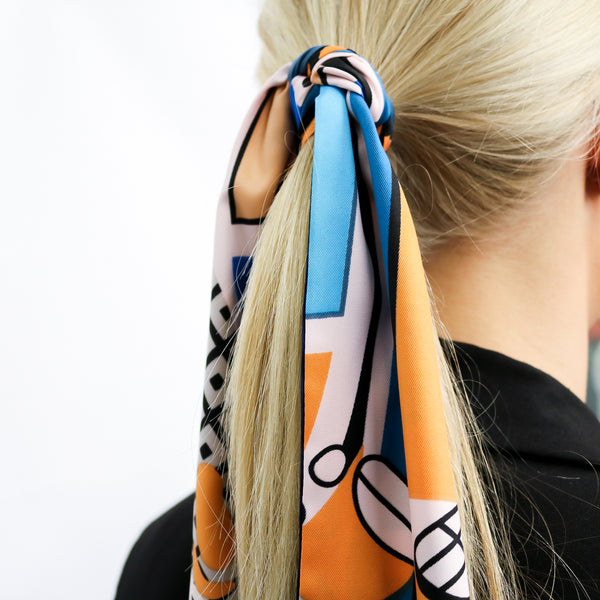 GINA Twilly accessorie scarf - The Block Collection