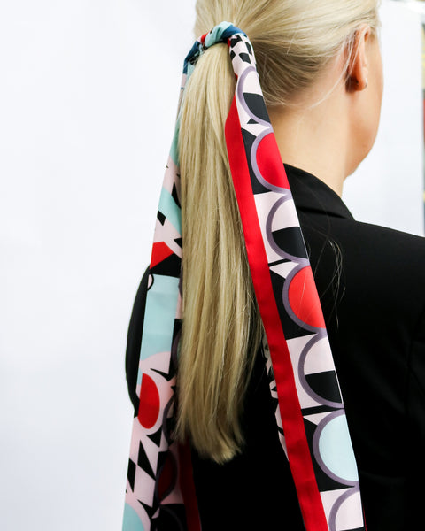 GIDGET Twilly accessorie scarf - The Block Collection