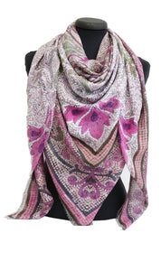 'Collins Rose' Modal Scarf