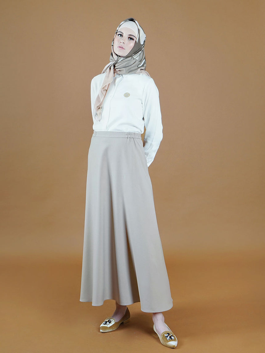 Kashvi Daily Skirt Olive