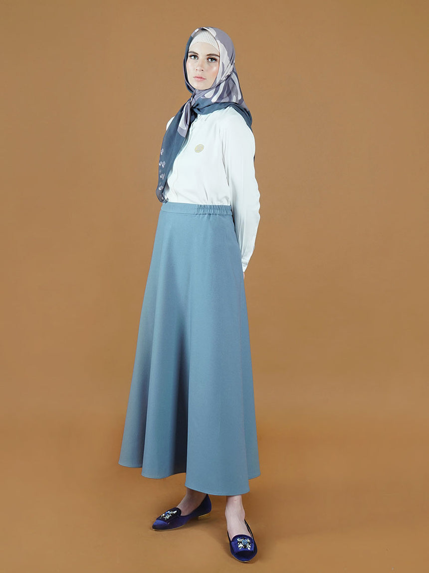Kashvi Daily Skirt Denim