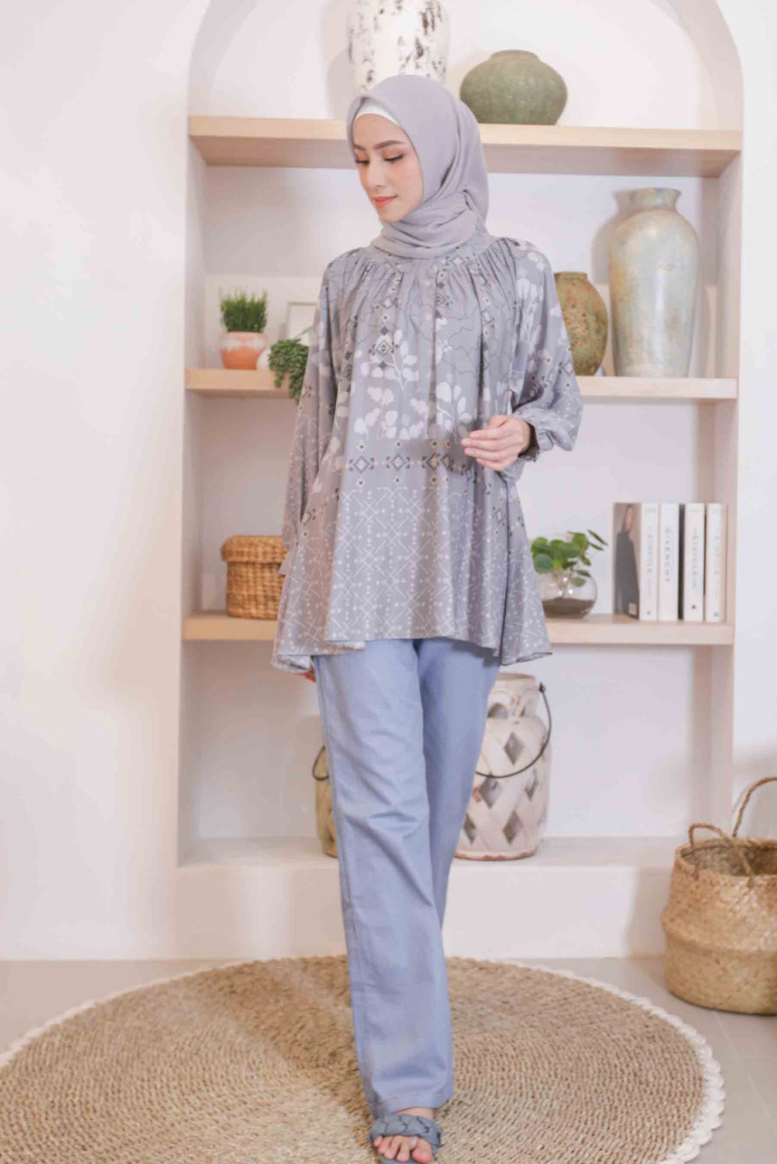 Nazma Blouse Misty