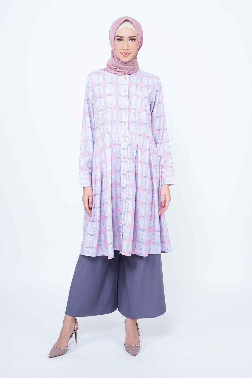Inara Tunic Purple