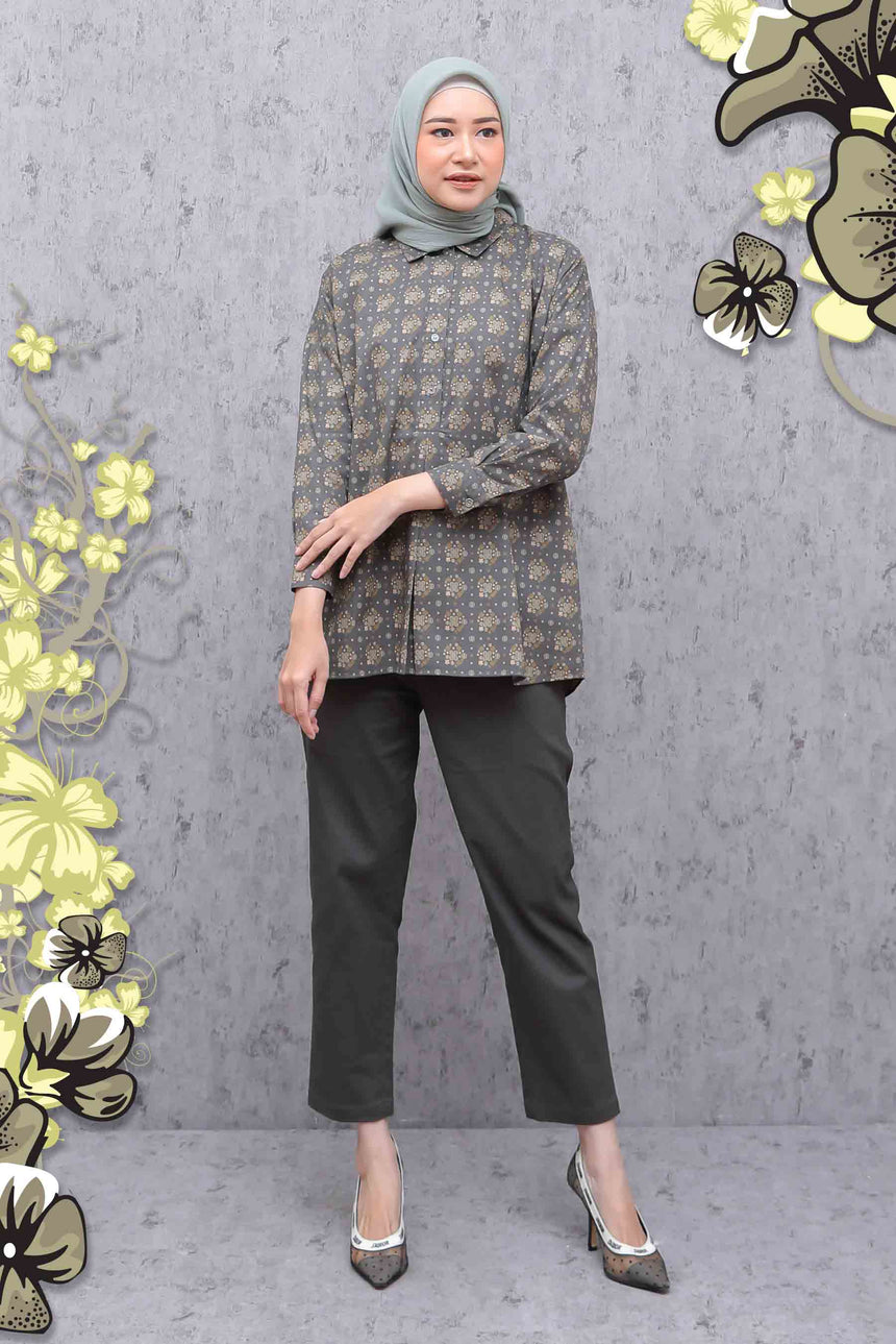 Marsaw Blouse Roof