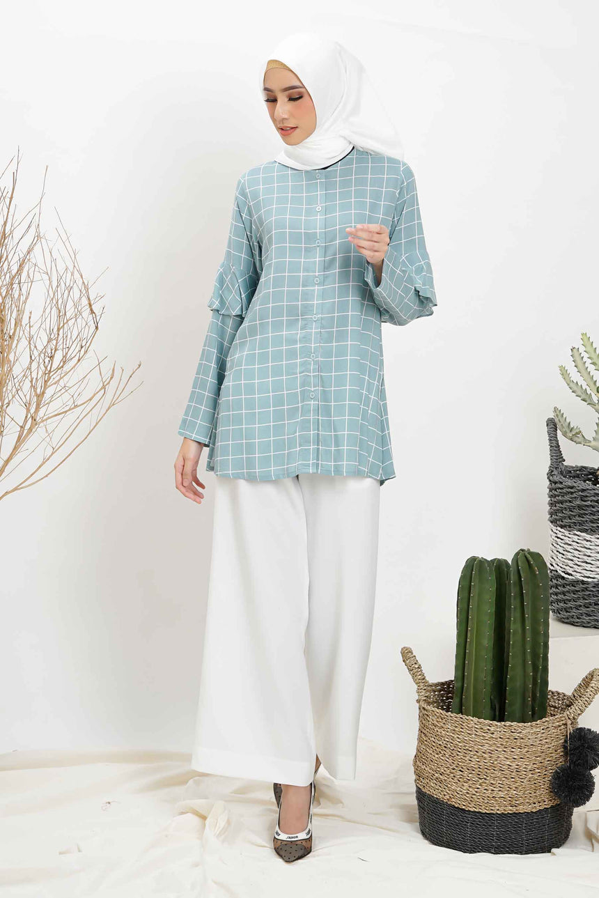 Sadie Blouse Mint