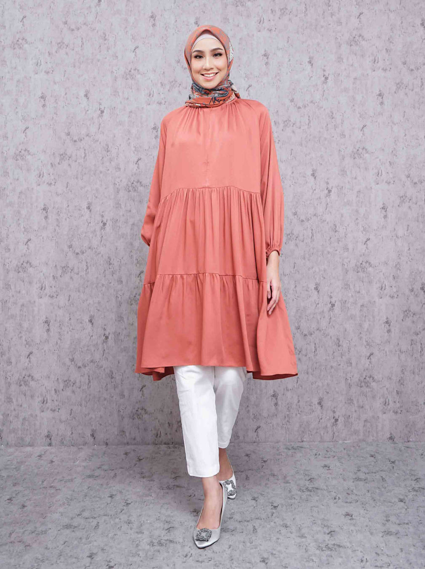 Khirani Tunic - Sunset