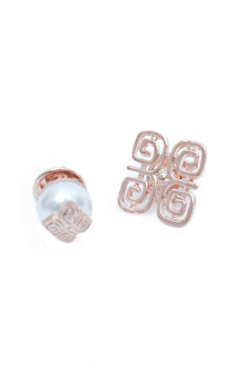 Stamp Pin Set Rose Gold