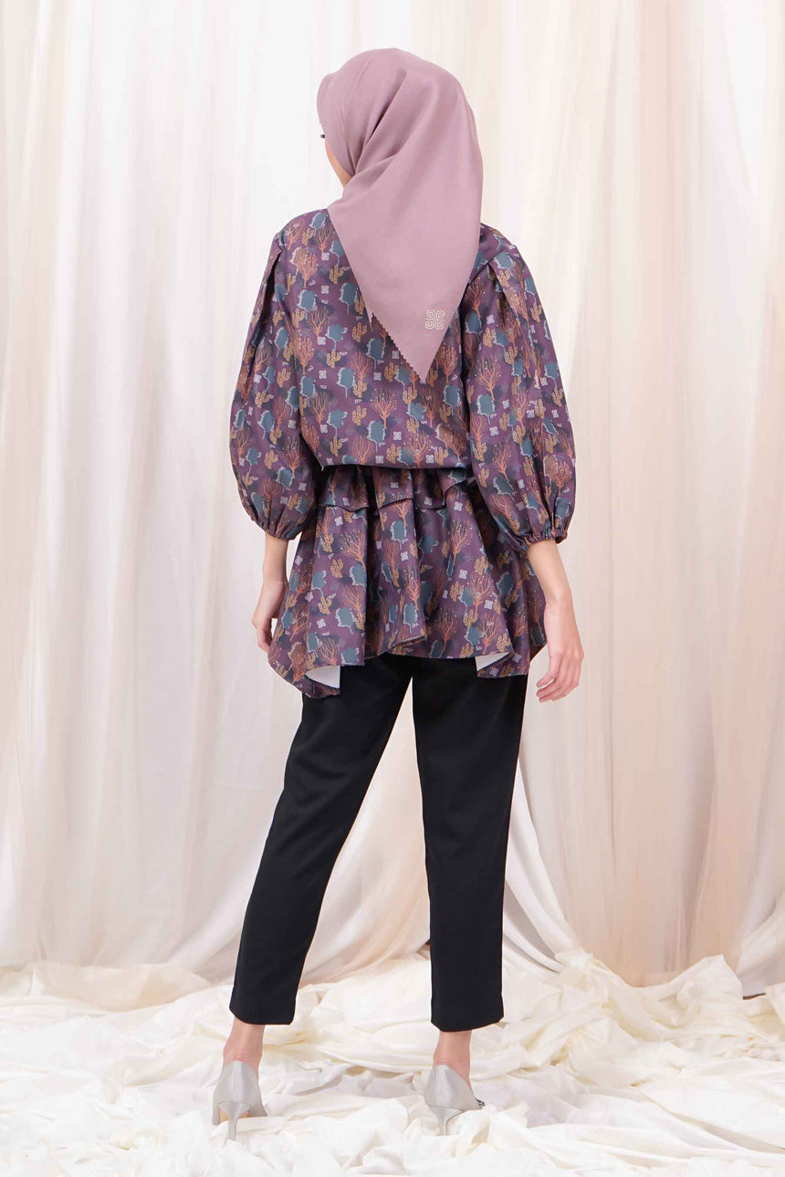 Sahara Outer Purple