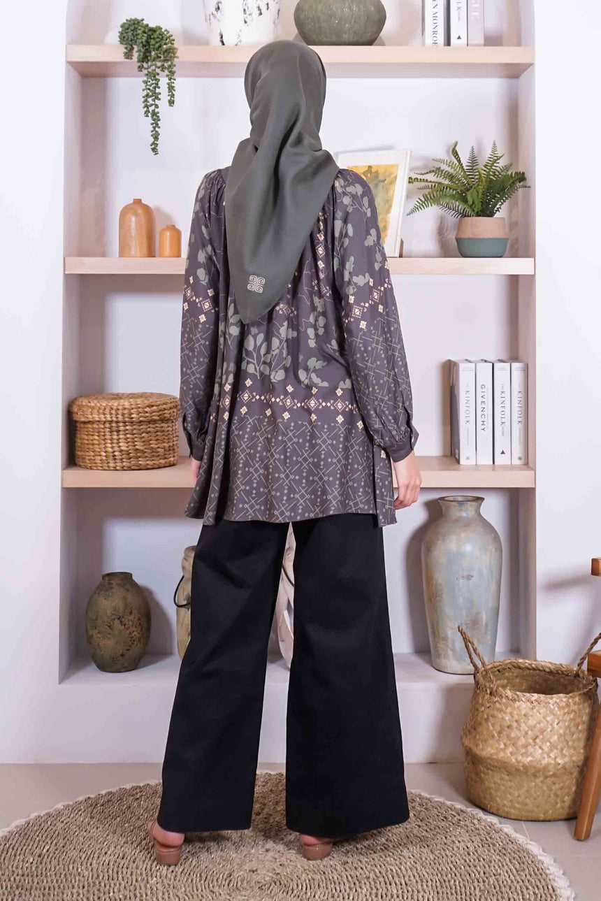 Nazma Blouse Forest