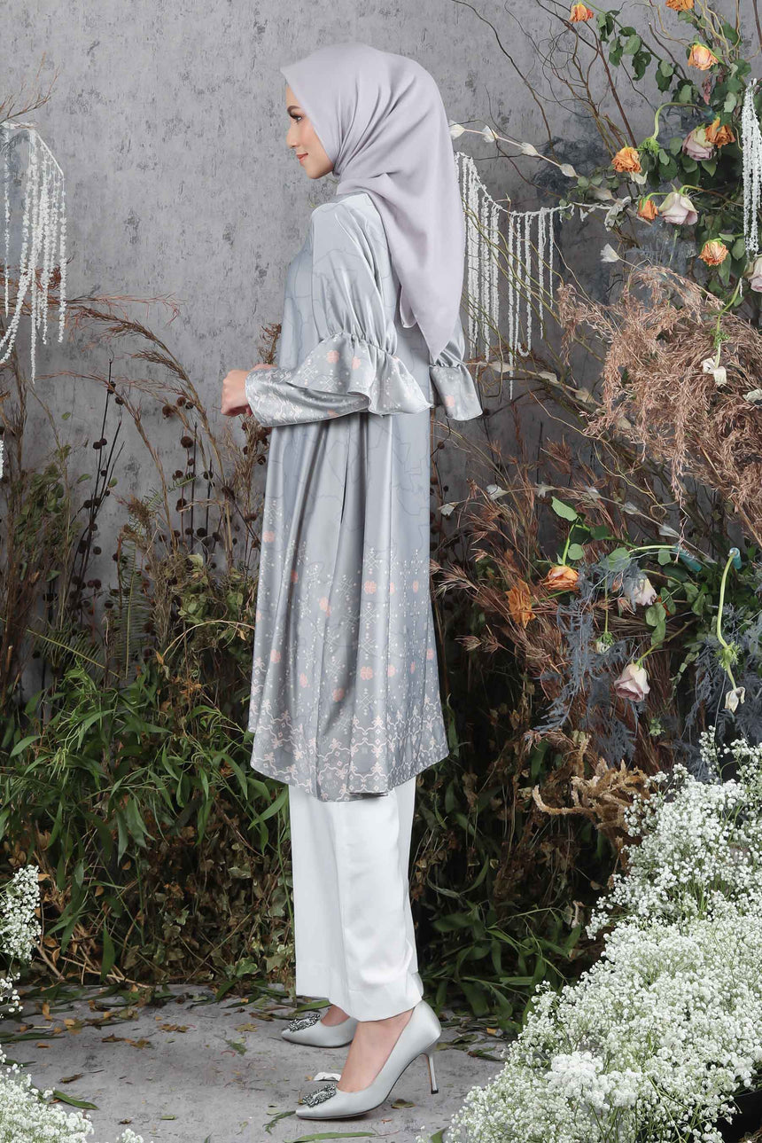 Aimee Tunic Grey