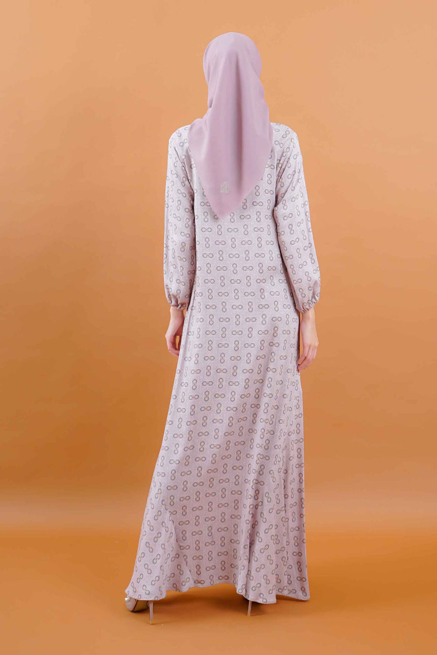 Alissya Dress Dusty Rose