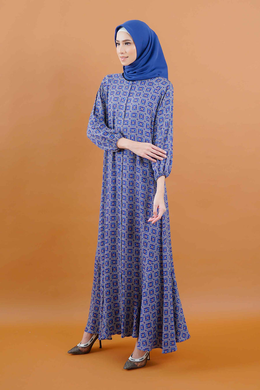 Alissya Dress Navy