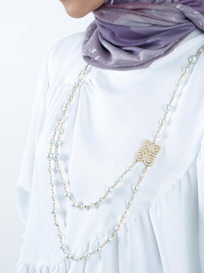 Akoya Necklace