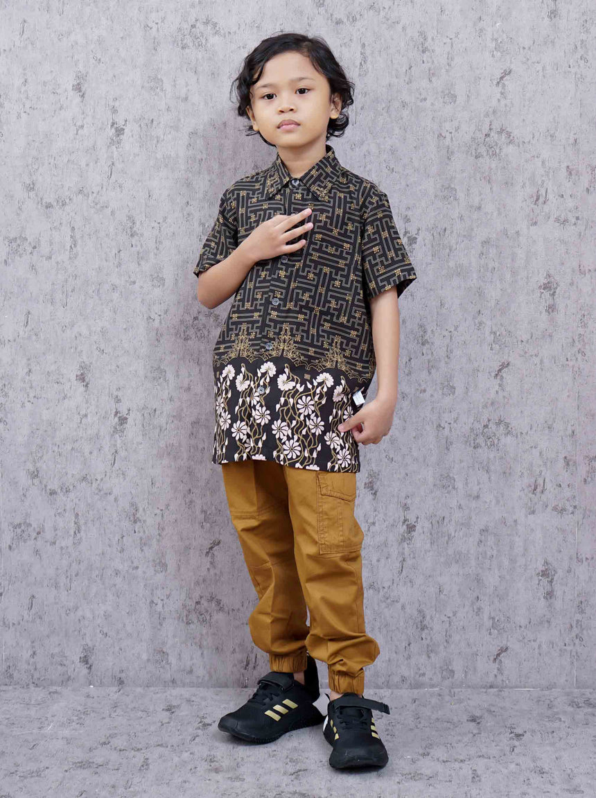 Krisna Koko Kids - Black