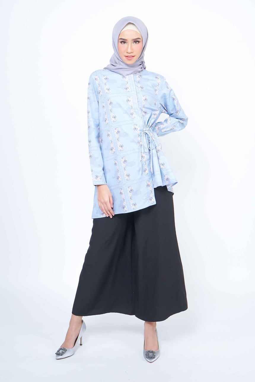 Camila Blouse Blue