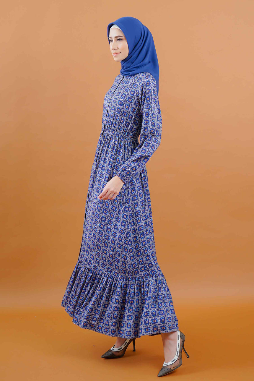 Nora Dress Navy