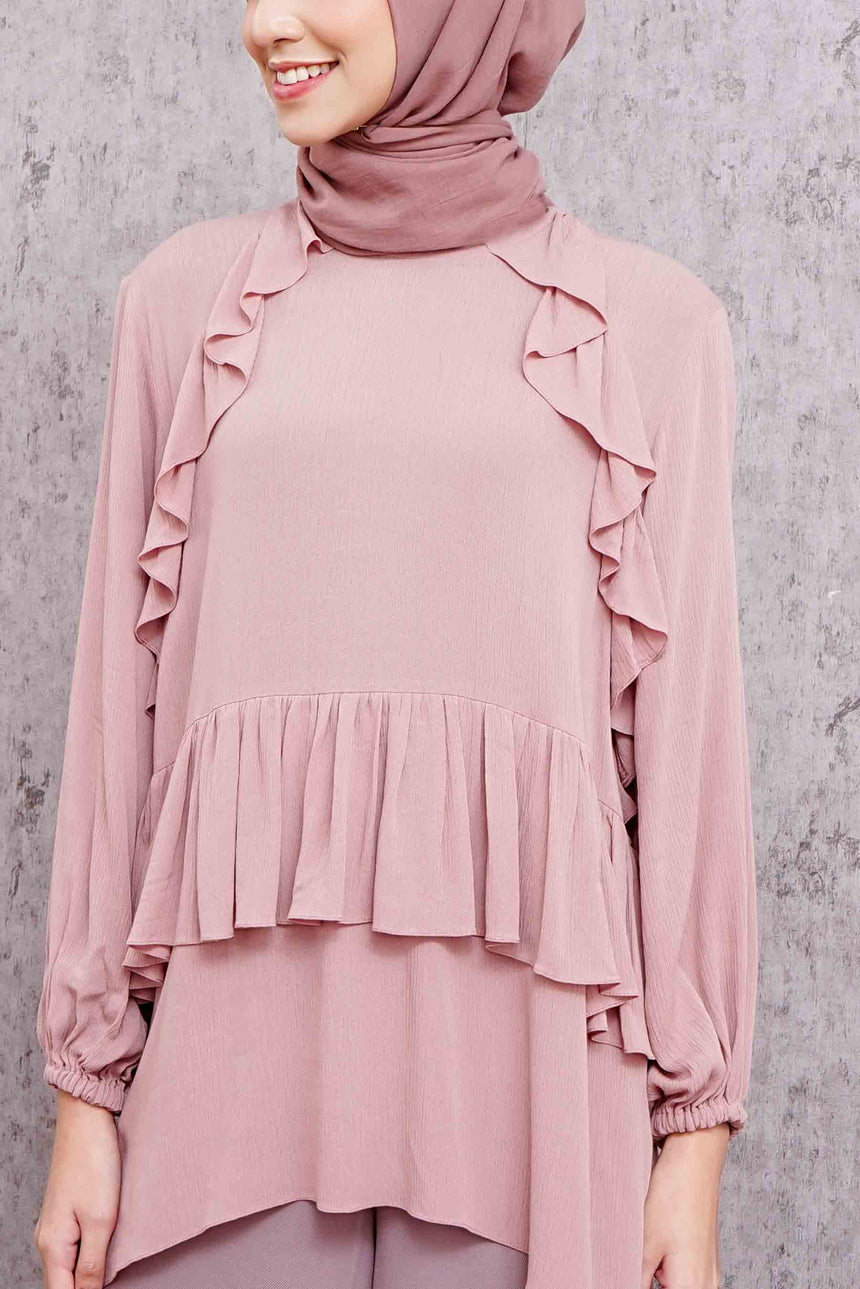 Grace Blouse Blossom Pink