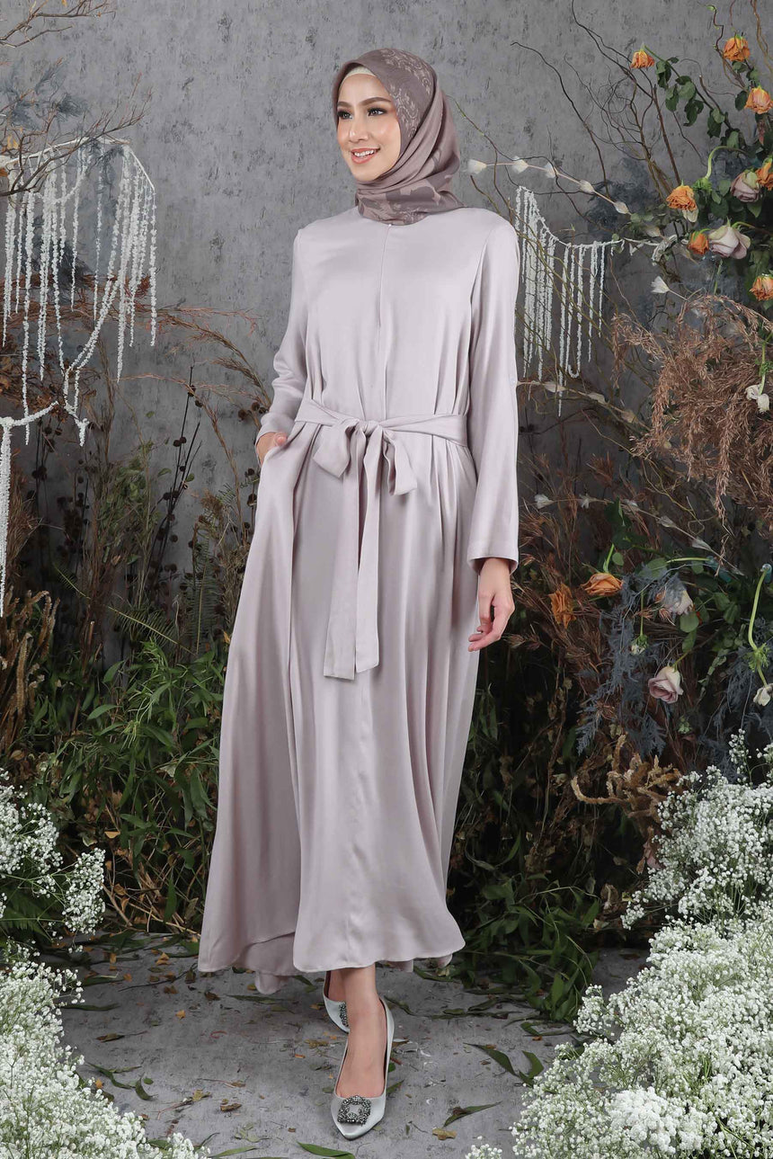 Kenang Dress Lilac