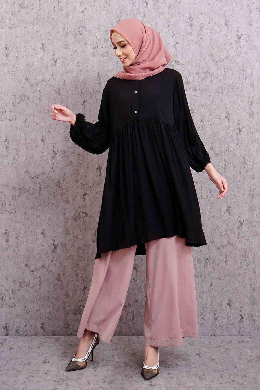 Stella Blouse Black