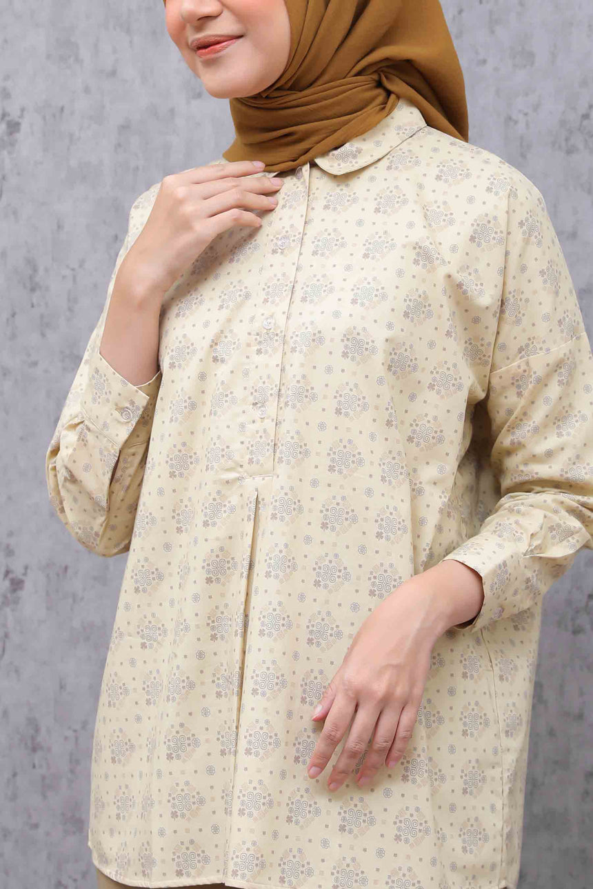 Marsaw Blouse Honey